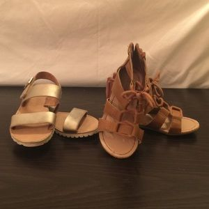 Other - Girls sandals infant size 7